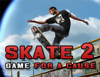 Skate 2 Game For A Cause